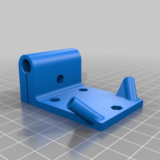 BBHOOP_MK2_base.png Download free STL file MINI BBALL HOOP MK2 • 3D printable object, daGHIZmo