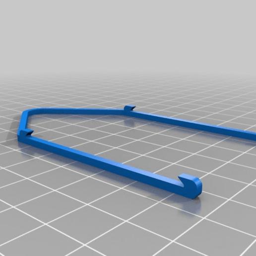 label_holder.png Download free STL file Cargo hook for Parrot Rolling Spider • 3D printer design, daGHIZmo