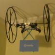 CARGO_HOOK_07.png Download free STL file Cargo hook for Parrot Rolling Spider • 3D printer design, daGHIZmo