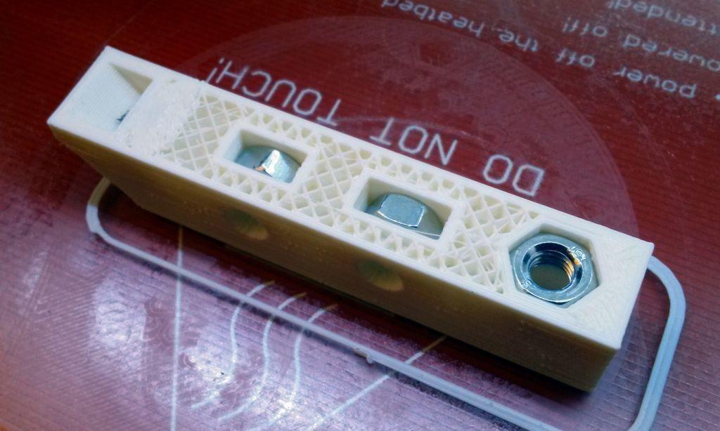 captive_03.jpg Télécharger fichier STL gratuit Test CAPTIVE NUTS • Design imprimable en 3D, daGHIZmo