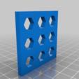 6c50e33401e39d8c389f1f94818da46e.png Télécharger fichier STL gratuit Test CAPTIVE NUTS • Design imprimable en 3D, daGHIZmo