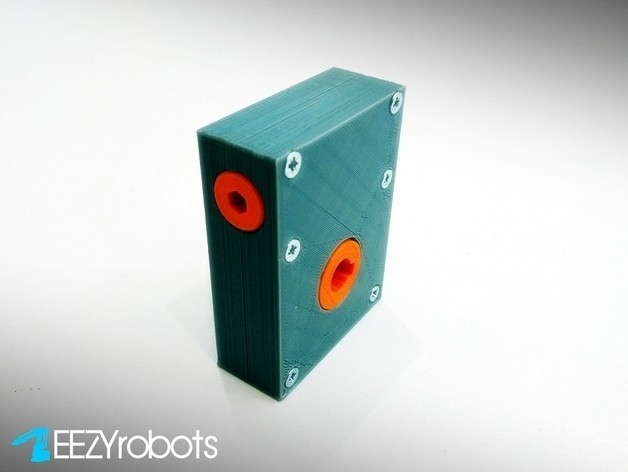 a19dd4641df5c53768b8a20eaa777674_preview_featured.jpg Download free STL file Worm gearbox 1:60 • 3D printable object, daGHIZmo