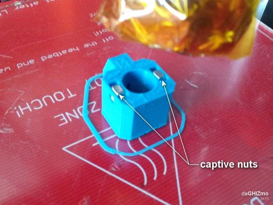 gopro_rotor_10_.JPG Télécharger fichier STL gratuit GoPro 360 Support de rotor • Objet pour impression 3D, daGHIZmo