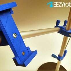 Download free 3D printer designs Phone recording stand, daGHIZmo