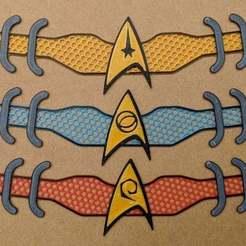 IMG_20200813_175437_-_Copy.jpg Download free 3MF file Star Trek TOS Ear savers • 3D print template, feanorgem