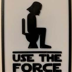 IMG_20200623_182936_-_Copy.jpg Download free 3MF file Star Wars Toilet Humor • 3D printing design, feanorgem