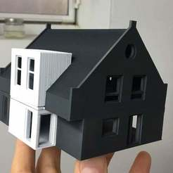 IMG_5576_2.jpg Download free STL file My House Is Your House • 3D printing object, vogel