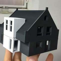 IMG_5576_2.jpg Télécharger fichier STL gratuit Ma maison est votre maison • Plan pour impression 3D, vogel