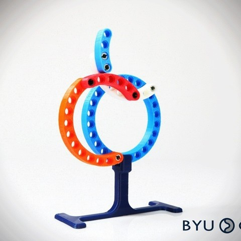 42dfcc9ac2ffbb6f0497020ca8da61ad_display_large.jpg Download free STL file CurvedLinks: Large size circular links (LEGO Compatible) • 3D printing template, byucmr