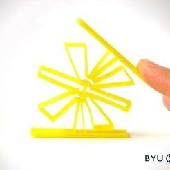 Télécharger modèle 3D gratuit Flex-16, byucmr