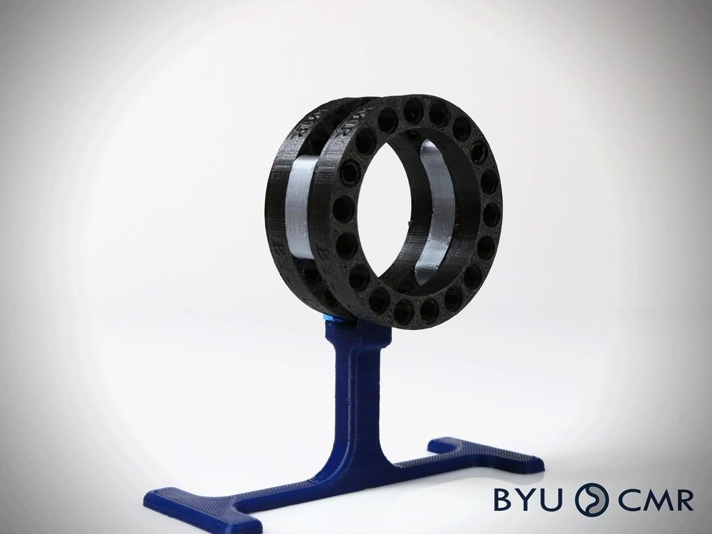 ecd3ef4c4fa0e6a6a1349a09ec6a736e_display_large.jpg Download free STL file CurvedLinks: Medium size circular links (LEGO Compatible) • 3D print template, byucmr