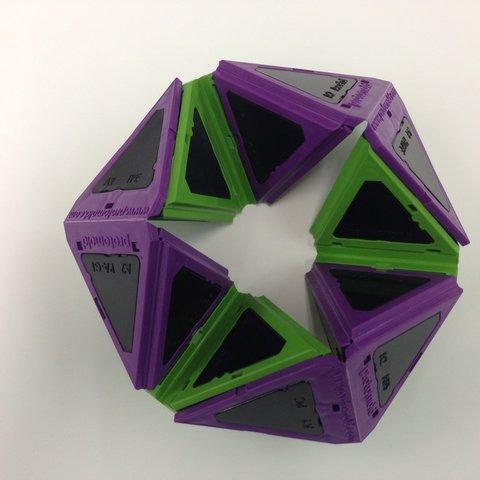fb7a90a138fc26bfd84c14200843f4ac_display_large.jpg Download free STL file Kaleidocycle • 3D print design, byucmr