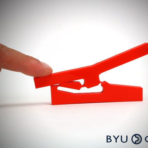 Download Free 3d Printer Designs Bistable Compliant Switch