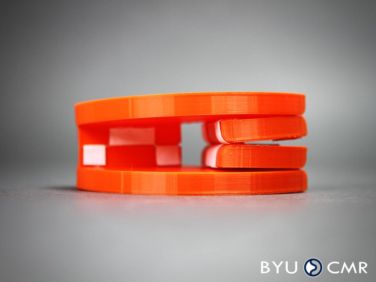 SORCEorange3.jpg Download free STL file SORCE Origami vertex • 3D printer design, byucmr