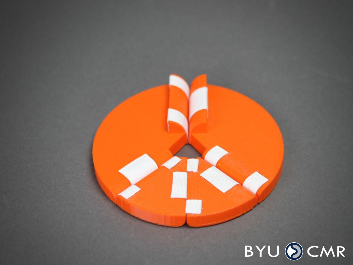 SORCEorange2.jpg Download free STL file SORCE Origami vertex • 3D printer design, byucmr