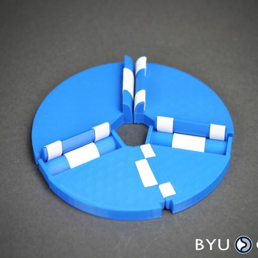 Download free 3D print files SORCE Origami vertex, byucmr