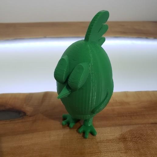 thumbnail_20190925_113002.jpg Télécharger fichier STL gratuit Poule • Design pour imprimante 3D, isma2000