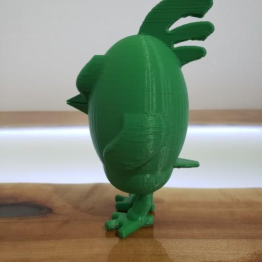 thumbnail_20190925_112949.jpg Télécharger fichier STL gratuit Poule • Design pour imprimante 3D, isma2000