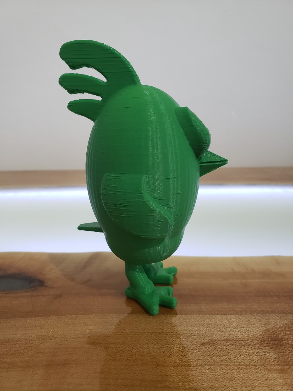 thumbnail_20190925_112944.jpg Télécharger fichier STL gratuit Poule • Design pour imprimante 3D, isma2000