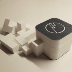 3.png Télécharger fichier STL gratuit SomaCube - Puzzle • Design imprimable en 3D, WilliamStadheim