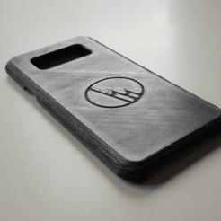 P1.png Télécharger fichier STL gratuit Affaire Samsung Galaxy S8+ • Plan pour impression 3D, WilliamStadheim