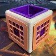 Télécharger fichier STL gratuit Cubotic Planter - CPL75 • Design à imprimer en 3D, christianwilson