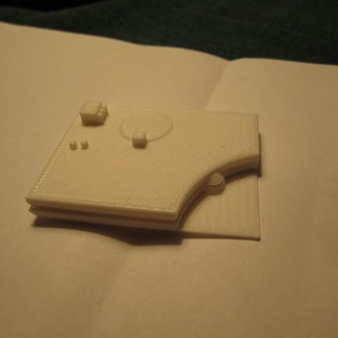 Three_Layers_display_large.jpg Download free STL file Mars Station Alpha • 3D printer template, Tarnliare