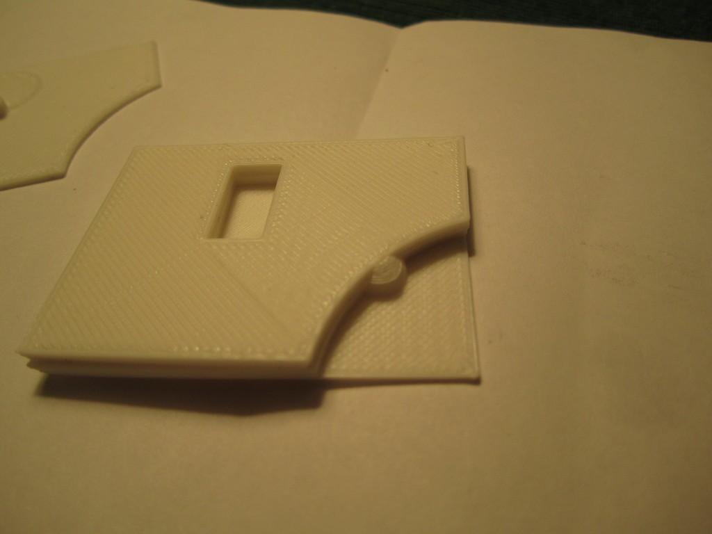 Two_Layers_display_large.jpg Download free STL file Mars Station Alpha • 3D printer template, Tarnliare