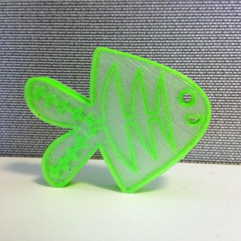 photo_4_display_large.jpg Download free STL file Tide the Fish • Design to 3D print, Tarnliare