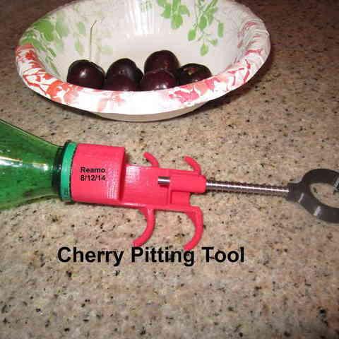 Free 3D printer designs It's Cherry Seasion!, Tarnliare
