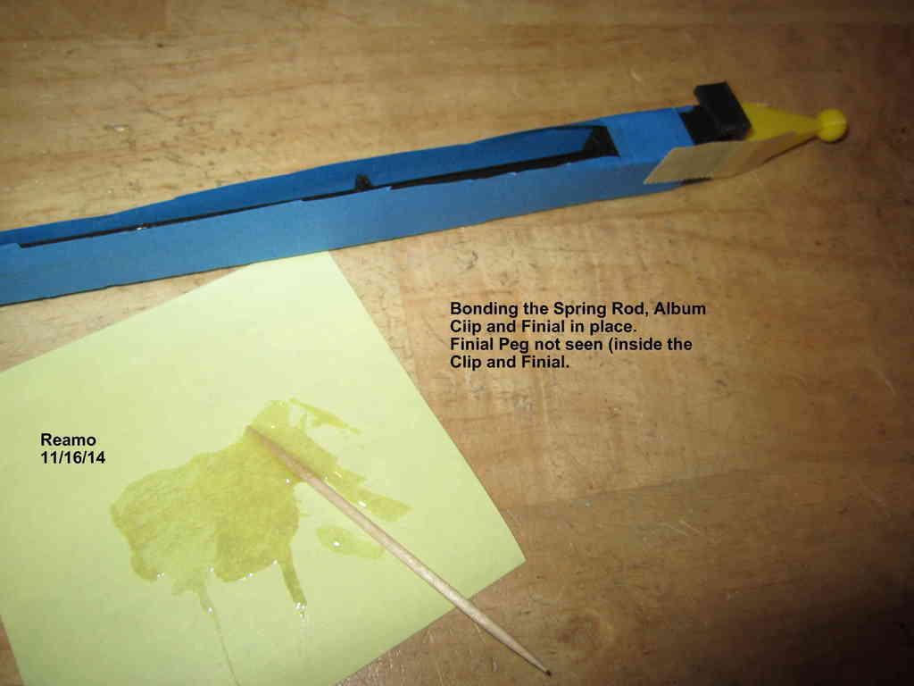 Ghostly_LP_Stand_012_display_large.jpg Download free STL file Ghostly LP Stand • 3D printing template, Tarnliare