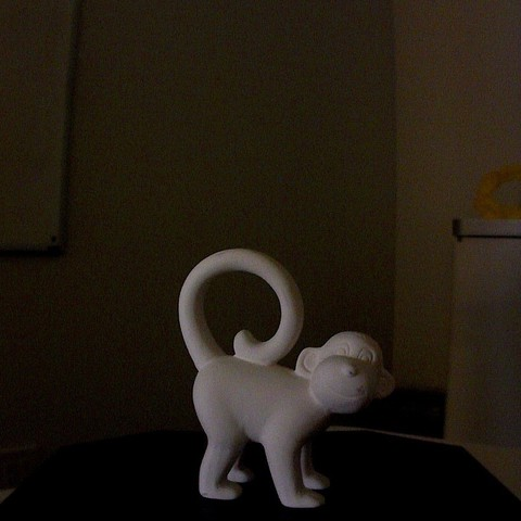 photo_display_large.jpg Download free STL file Monkey Sculpture Scan • 3D printing design, Tarnliare