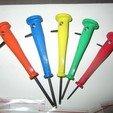 Free 3D model Allen Wrench Handle, T-Handle, Tarnliare