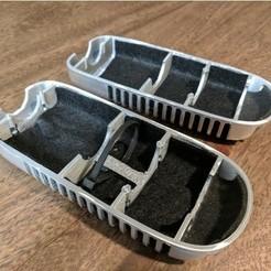 Impresiones 3D Protección de micrófono Vintage, MalouLeBoss
