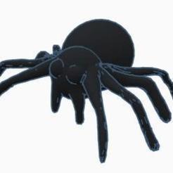 Download free 3D printing designs Spider, DavidC93