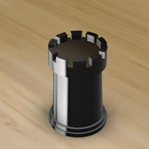 Download 3D printer templates Tower, DavidC93