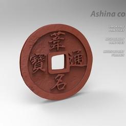 Download STL Sekiro Ashina Coins , Bandicoot
