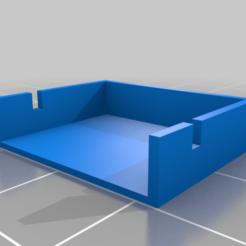 caja_coolkombi.png Download free STL file Cool kombi pickup tray • 3D printable model, Playo