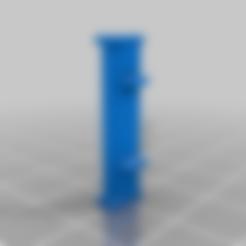 aleron_porsche.STL Download STL file 1:64 Spoiler/Aleron • 3D print object, Playo