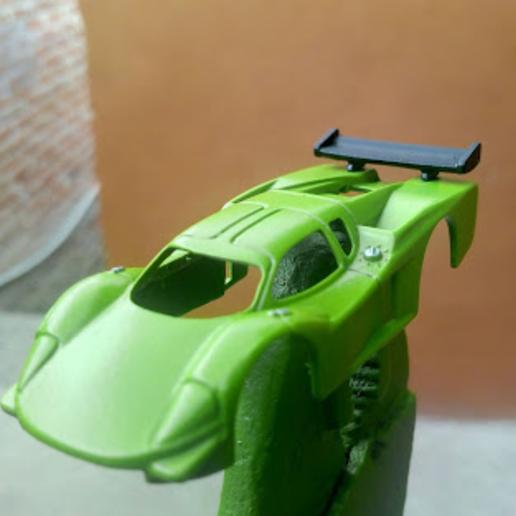 Captura.PNG Download STL file 1:64 Spoiler/Aleron • 3D print object, Playo