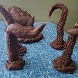 Download STL The Kraken, Dragon-Workshop