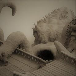3D print model The Kraken, Dragon-Workshop