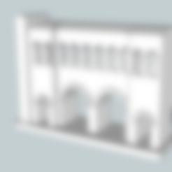 Porte_Saint_Andre.stl Télécharger fichier STL gratuit Porte Saint Andrée à Autun • Objet à imprimer en 3D, jpgillot2