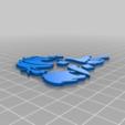 picsou_blanc.png Télécharger fichier STL gratuit badge picsou • Design imprimable en 3D, jpgillot2