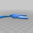 picsou_rouge.png Télécharger fichier STL gratuit badge picsou • Design imprimable en 3D, jpgillot2