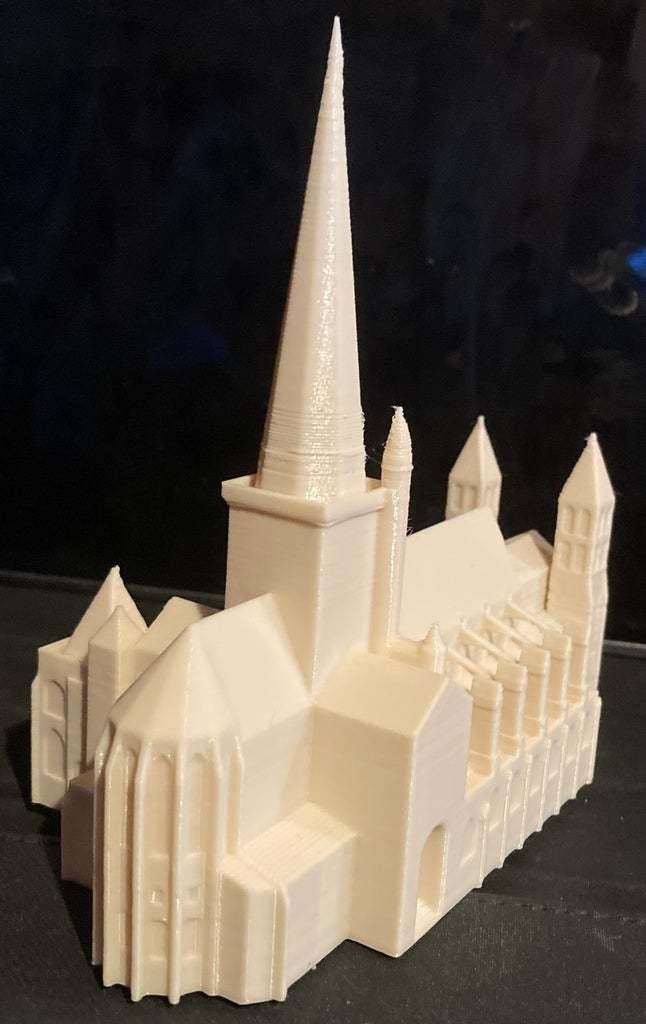 IMG_0018.jpeg Télécharger fichier STL gratuit Cathédrale Saint Lazare d'Autun • Plan imprimable en 3D, jpgillot2