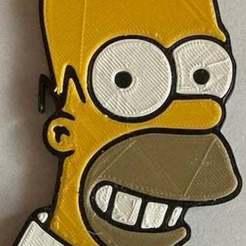 Homer.jpeg Download free STL file Homer simpson • 3D printer object, jpgillot2