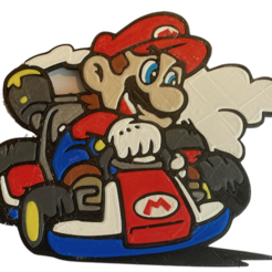 mario_kart.png Download free STL file badge mario kart • 3D printable template, jpgillot2