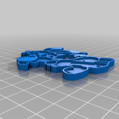 Download free 3D printer model idefix badge, jpgillot2