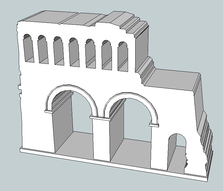 porte_dArroux.png Download free STL file porte d'Arroux d'Autun • 3D printing model, jpgillot2